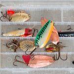 «Рыбачьте с нами» — Как очистить ржавую блесну