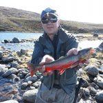 «Рыбачьте с нами» — Ловля гольца в Мурманской области