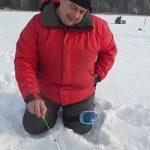 «Рыбачьте с нами» — Подледная ловля уклейки в Ижевске