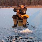 «Рыбачьте с нами» — Зимняя лещовая снасть